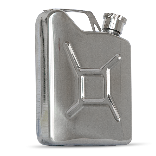 """Flachmann """"Benzinkanister Jerry Can"""""""