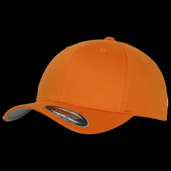 """Flexfit Cap """"Orange"""""""