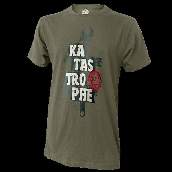 "Steel Buddies T-Shirt ""Katastrophe"""