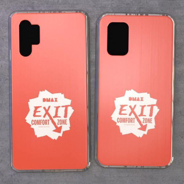 "DMAX Cover ""Exit"" für Samsung Galaxy Note Modelle"