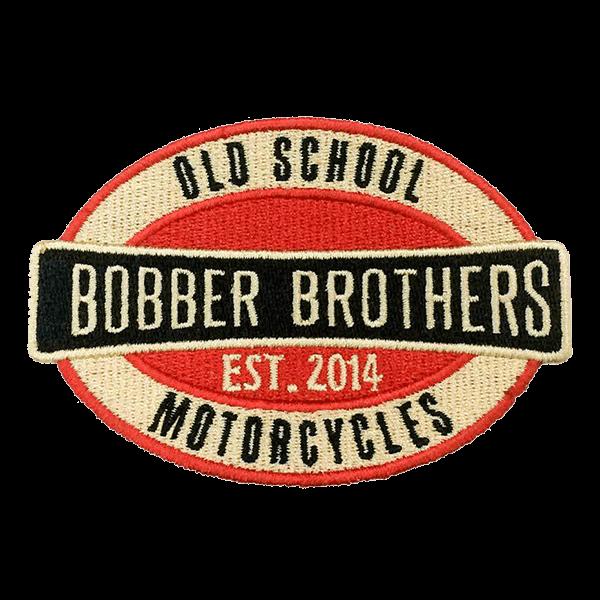 "Patch ""Vintage Logo"" von Bobber Brothers"
