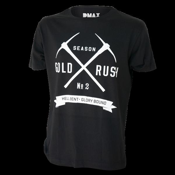 """Gold Rush T-Shirt """"No. 2"""""""