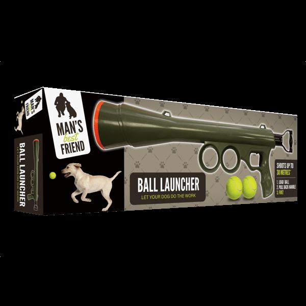 Ballschleuder für Hunde