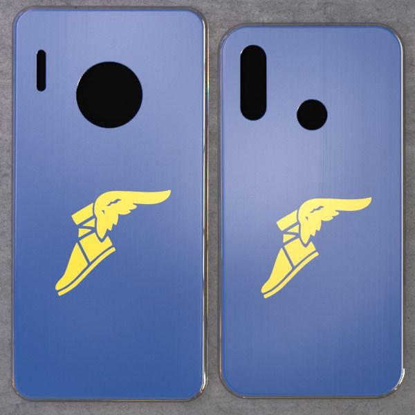 """Goodyear Cover """"Wingfoot"""" für Huawei Mate Modelle"""