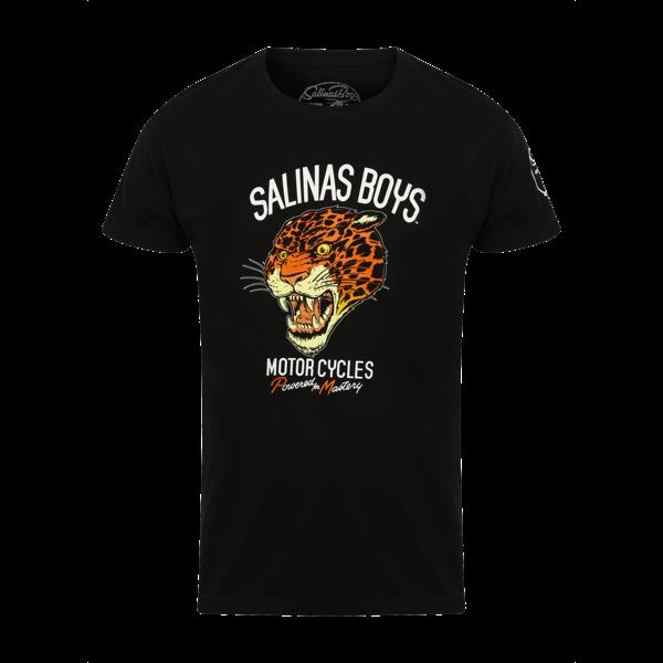 "Salinas Boys T-Shirt ""Powered for Mastery"""