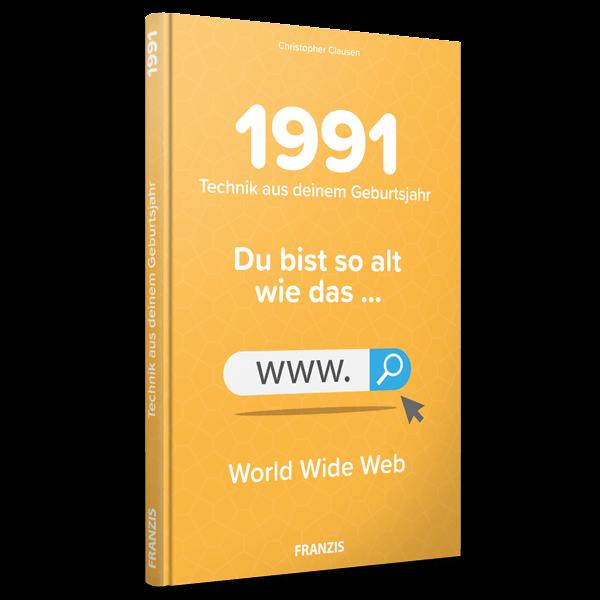 1991 - Technik aus deinem Geburtsjahr
