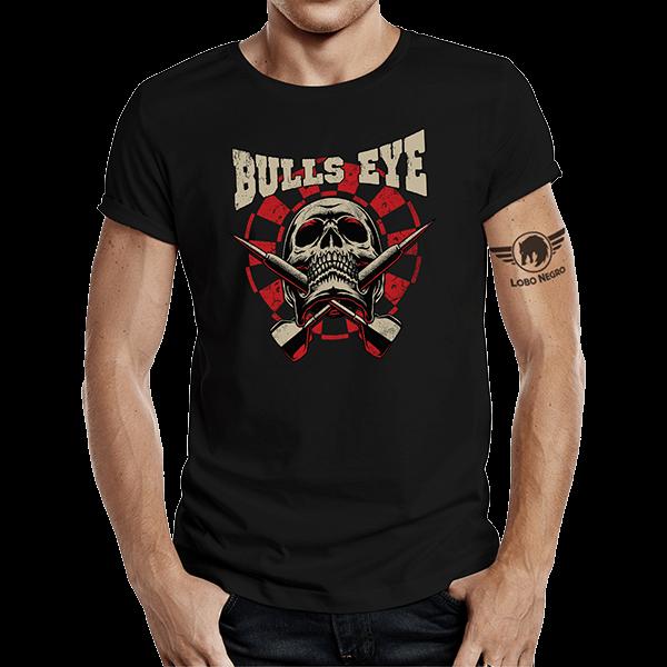 "T-Shirt ""Bullseye Totenkopf"""