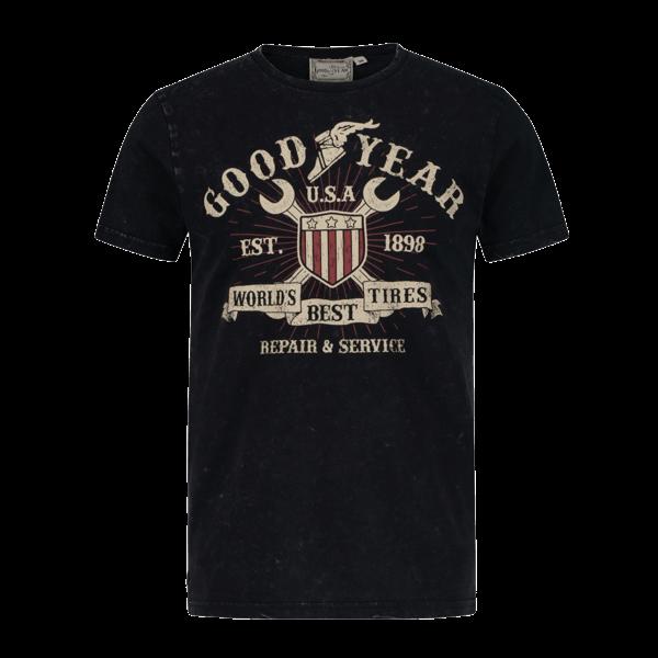 "Goodyear T-Shirt ""Tampa"""