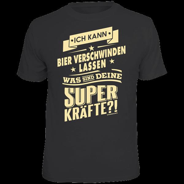 "T-Shirt ""Superkräfte"""