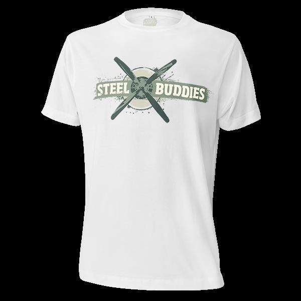 """Steel Buddies T-Shirt """"Propeller"""""""