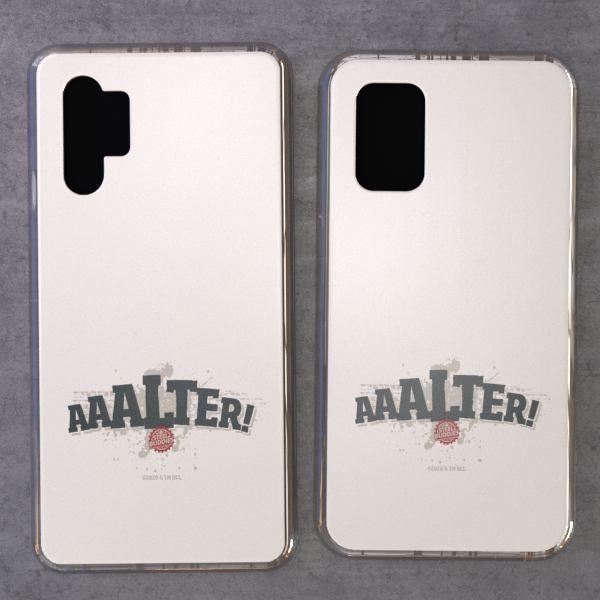 """Steel Buddies Cover """"Aaalter"""" für Samsung Galaxy Note Modelle"""