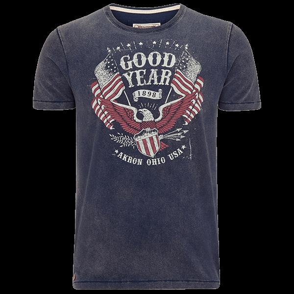 """Goodyear T-Shirt """"Jamestown"""""""