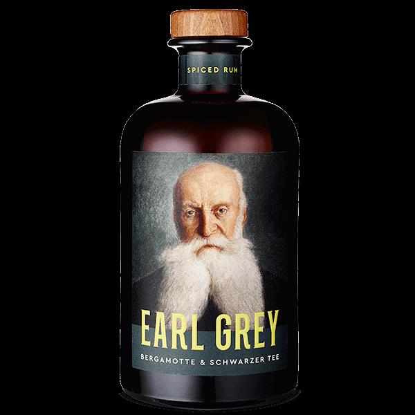 "Spiced Rum mit Bergamotte ""Earl Grey"""