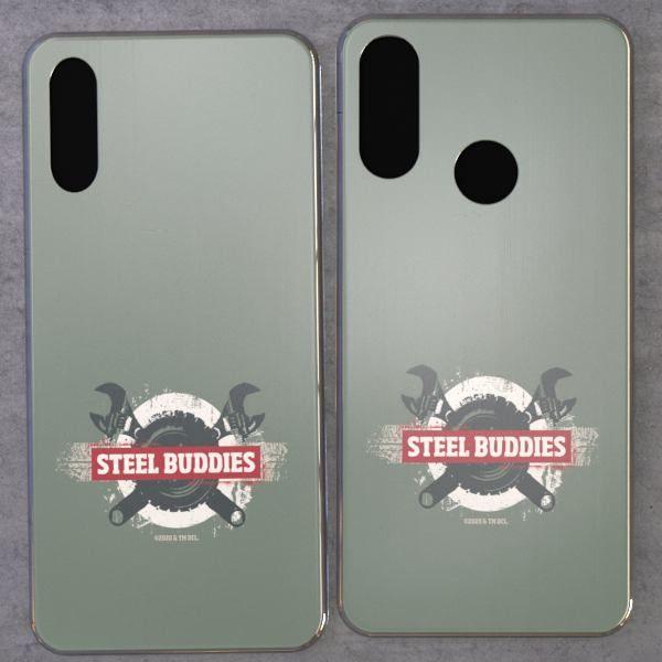 "Steel Buddies Cover ""Wheel"" für Huawei Y Modelle"