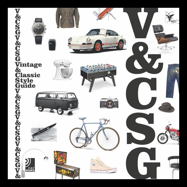 Vintage & Classic Style Guide mit Vinyl
